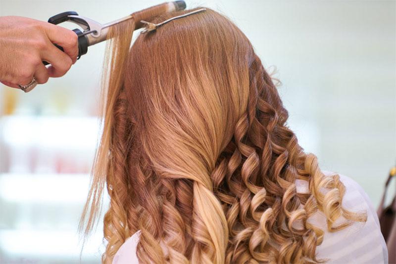 Bridal Hair Design