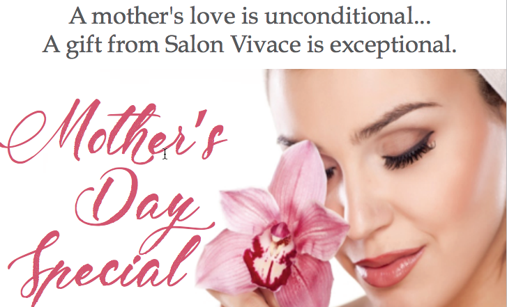 Mother's Day 2021 Promo